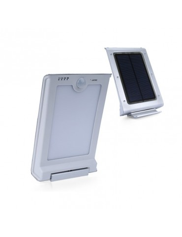 Lampara Solar 5 Watts Recargable