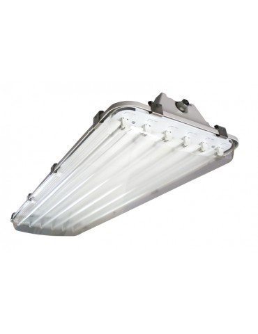 Luminario Sellado LED 6x18...